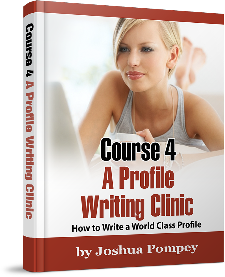 Course 4: A Profile Writing Clinic